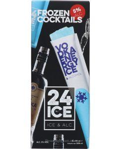 24 ICE Vodka Energy Ice