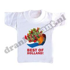 Best of Holland Flessen T-shirt