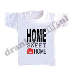 Home Sweet Home Flessen T-shirt