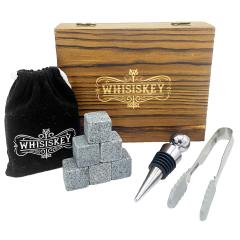 Whisiskey Set Luxurious Rocks