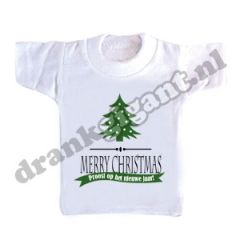Merry Christmas Mini T-shirt