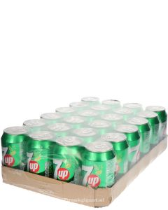 7-UP 24x33cl (Tray)