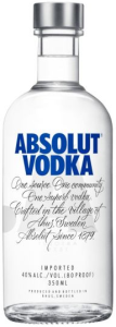 Absolut Vodka Klein