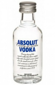 Absolut Vodka Mini