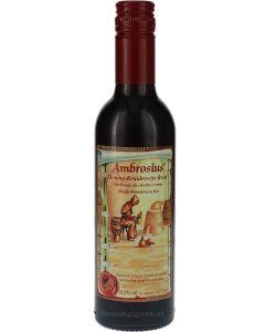 Ambrosius Honing-kruidenwijn Rood