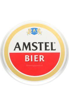 Amstel Dienblad Logo/Zwart Luxe