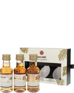 Bacardi Aged in the Caribbean Tasting Kit