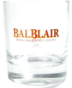 Balblair Whiskyglas