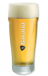 Bavaria Amsterdam Bierglas