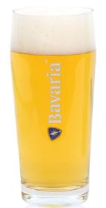Bavaria Bierglas Fluitje