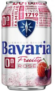Bavaria Fruity Rosé Alcohol Vrij