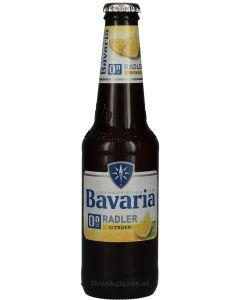 Bavaria Radler Citroen 0.0%