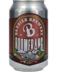 Baxbier Boomerang Australian Pale Ale