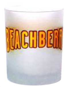 Beachberry Likeur glas