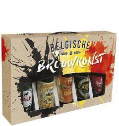 Belgische Brouwkunst Pakket