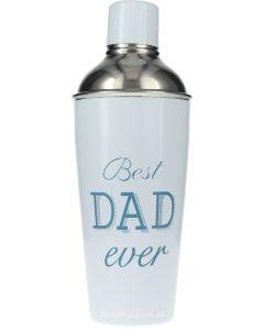 Best Dad Ever Cocktailshaker