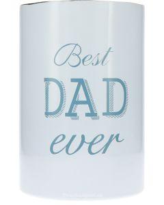 Best Dad Ever Wijnkoeler
