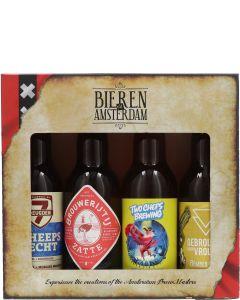 Bieren uit Amsterdam Giftpack