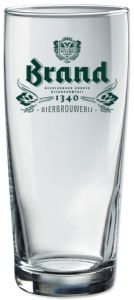 Brand Bierglas Fluit