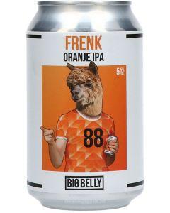 Big Belly Frenk Oranje IPA