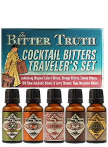 Bitter Truth Travelers mini set