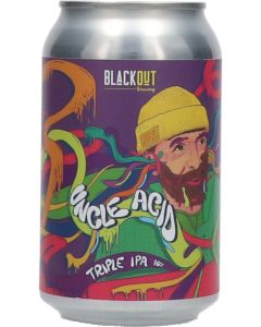Blackout Uncle Acid Triple IPA