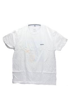 Krombacher T-Shirt Classic Wit Size L