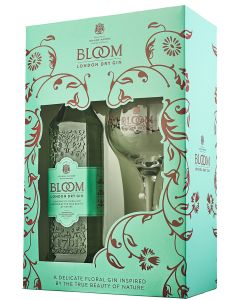 Bloom Gin Giftpack
