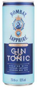 Bombay Gin & Tonic Blik