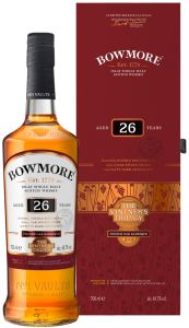 Bowmore 26 Years Old Vintner's Trilogy 2/3