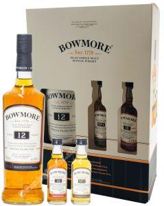 Bowmore Single Malt Giftpack