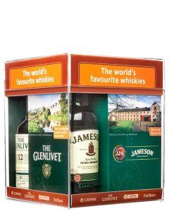 Box The World Favorites geschenk Whisky