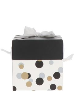 Box Confetti Pop-up 10x10