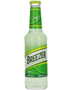 Breezer Lime Groen