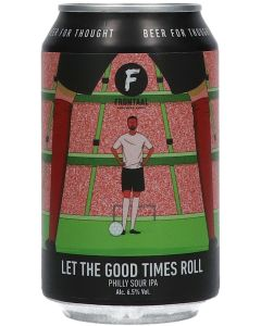 Brouwerij Frontaal Let The Good Times Roll Sour IPA