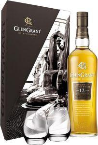 Glen Grant 12 Year Giftpack