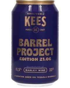 Brouwerij Kees Barrel Project 21.06 Barley Wine