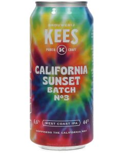 Brouwerij Kees California Sunset Batch 3 IPA