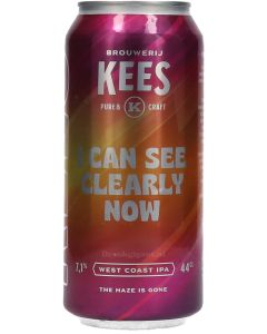Brouwerij Kees I Can See Clearly Now IPA