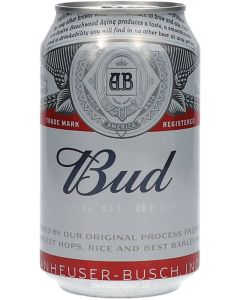 Budweiser King Of Beers Blik