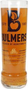 Bulmers Pint Glas