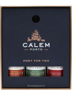 Calem Giftset 3x20cl