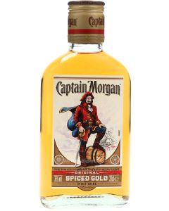 Captain Morgan Spiced Gold Zakflacon