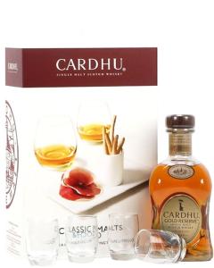 Cardhu Classic Malts & Food