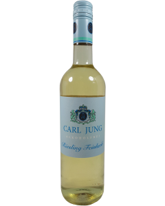 Carl Jung Riesling Feinherb Alcoholvrij