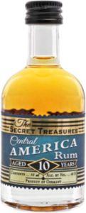 The Secret Treasures Central America Rum 10 Year