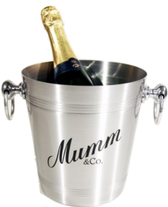 Champagnekoeler Mumm