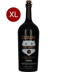 Chimay Cinq Cents Triple Magnum