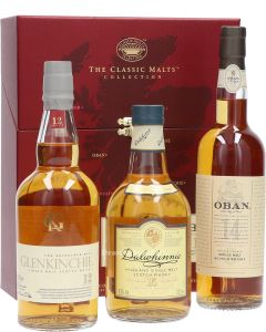 Classic Malts Gentle Collection set