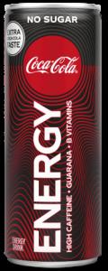 Coca Cola Energy No Sugar